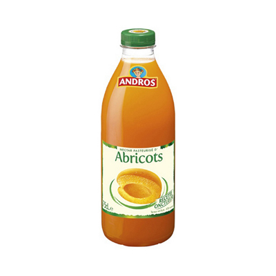 Jus d'abricots Andros