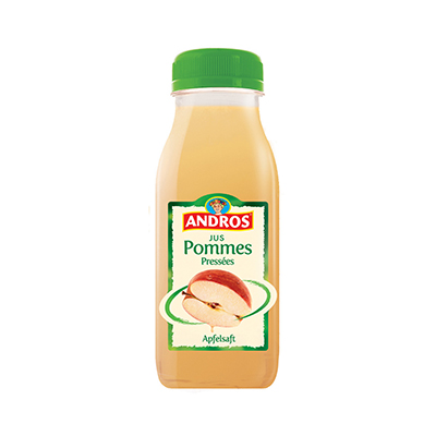 Jus de pomme snacking Andros